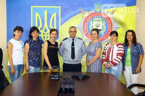 Женщины-полицейские из Донецкой области провели 10 дней в путешествии по Европе, фото-1