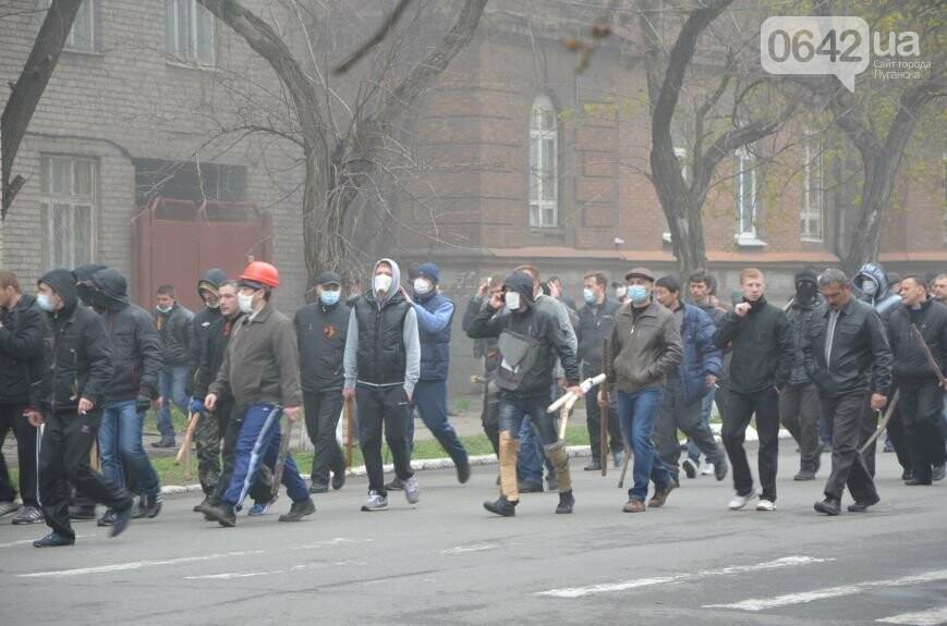 Годовщина захвата админзданий на востоке Украины: кто это делал и почему (ФОТО), фото-6