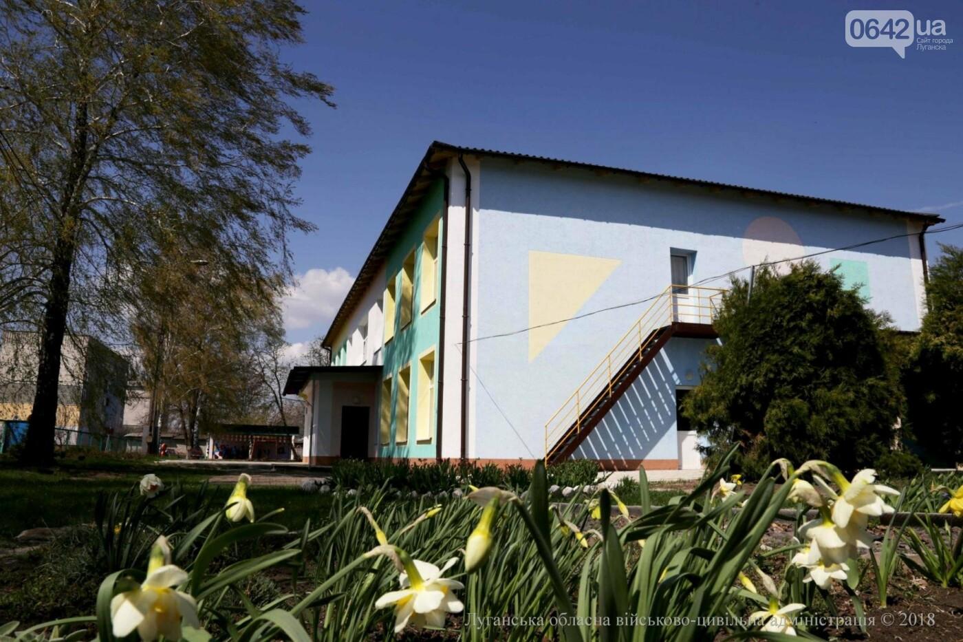 Жить по-европейски: на Луганщине открываются современные ЦПАУ (ФОТО), фото-6