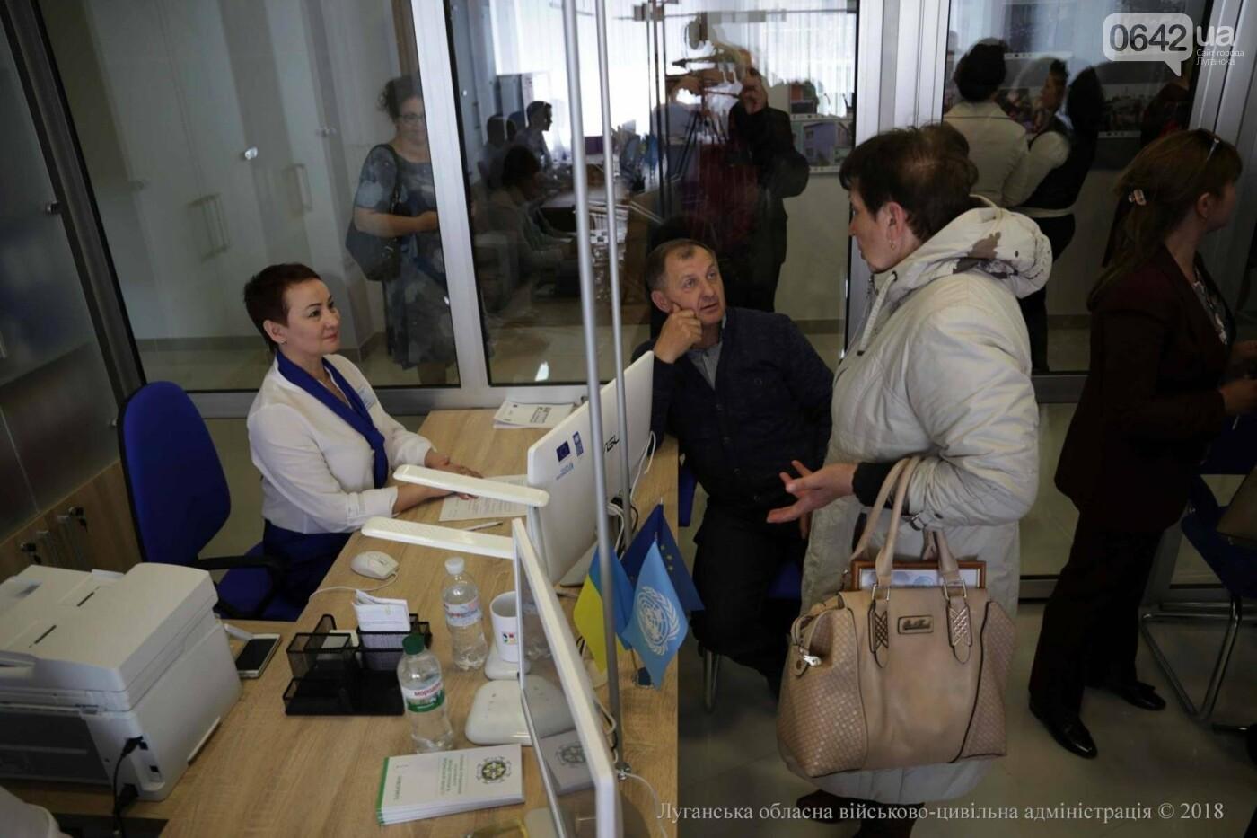Жить по-европейски: на Луганщине открываются современные ЦПАУ (ФОТО), фото-8
