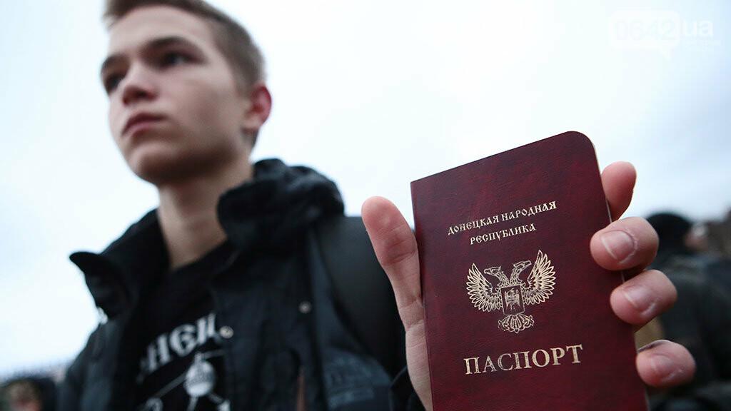 Почему российские паспорта для Донбасса - это угроза нового наступления РФ, - ФОТО, фото-2