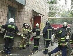 В Луганске горело общежитие, - ФОТО, фото-2