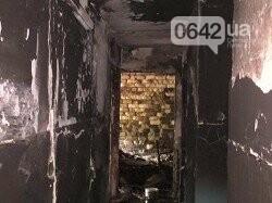 В Луганске горело общежитие, - ФОТО, фото-3