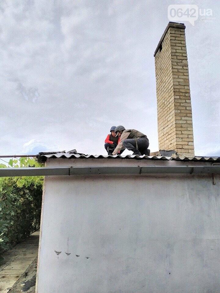 С начала ООС военные спасатели восстановили почти 500 домов поврежденных обстрелами пророссийских боевиков, - ФОТО, фото-1