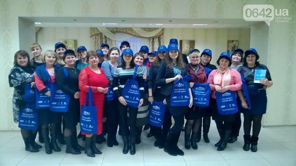 Перемены — это мы: В громадах Луганщины появились мобилизаторки, фото-3