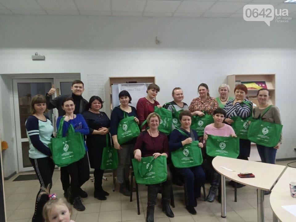 Перемены — это мы: В громадах Луганщины появились мобилизаторки, фото-4