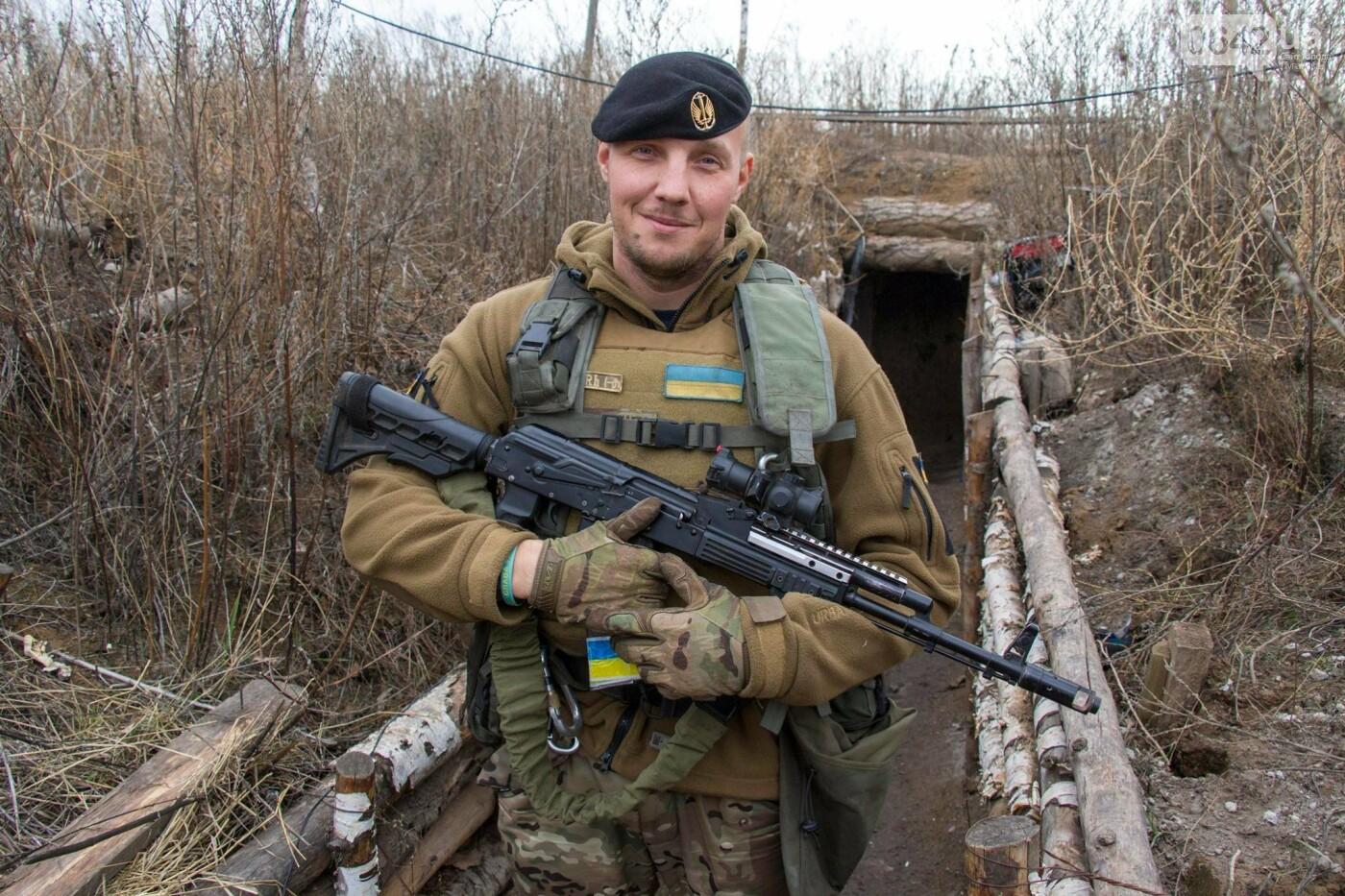 Первый нарушил «приказ не стрелять»: шесть лет назад украинский офицер открыл огонь по диверсантам ФСБ на Донбассе, фото-1