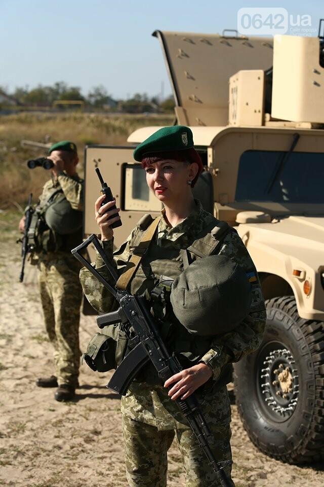 «Братик» - старлей: Как преподавательница вуза ушла в АТО и стала офицером Пограничной службы, фото-6