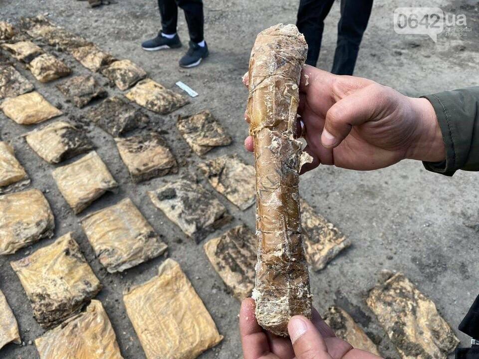 "Более 200 килограммов взрывчатки обнаружено в доме боевика ""ЛНР"" в Лисичанске, - ФОТО, фото-2"