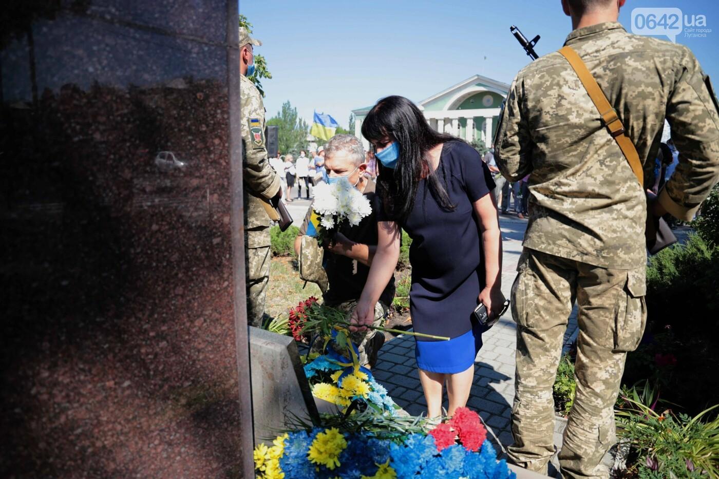 На Луганщине почтили память освободителей Северодонецка, - ФОТО, фото-2