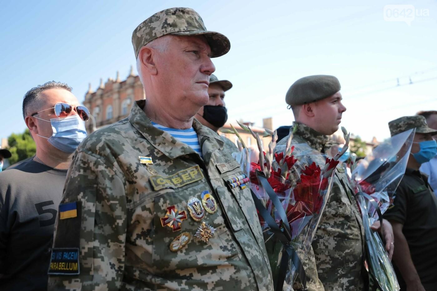 На Луганщине почтили память освободителей Северодонецка, - ФОТО, фото-3