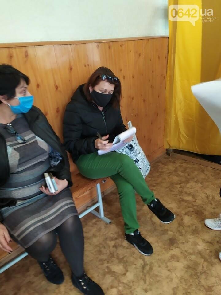 В Кременной наблюдатели зарегистрировали несколько нарушений на выборах, - ФОТО, фото-2