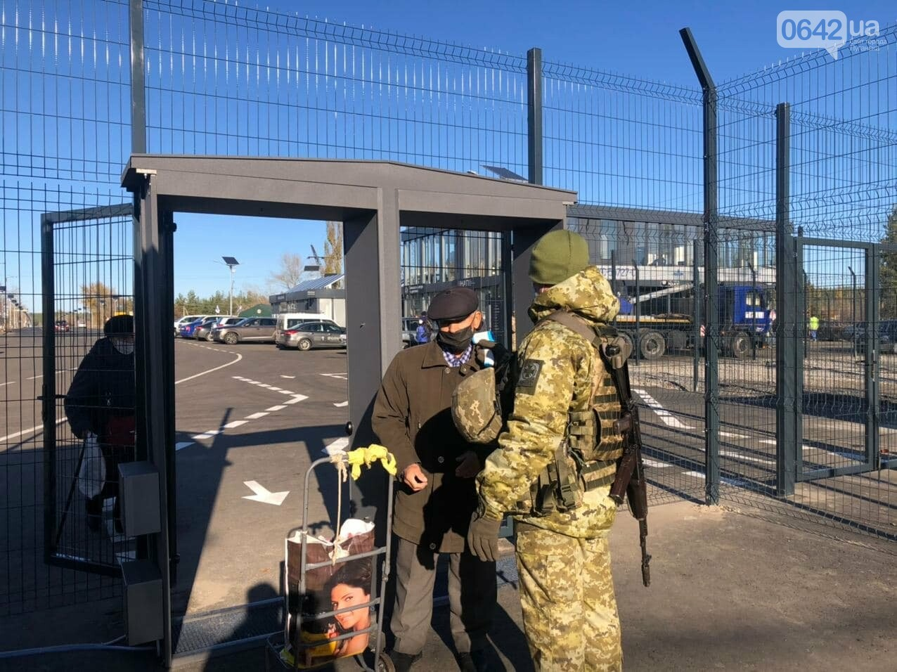 В Луганской области заработали все три украинских КПВВ, - ФОТО, фото-1