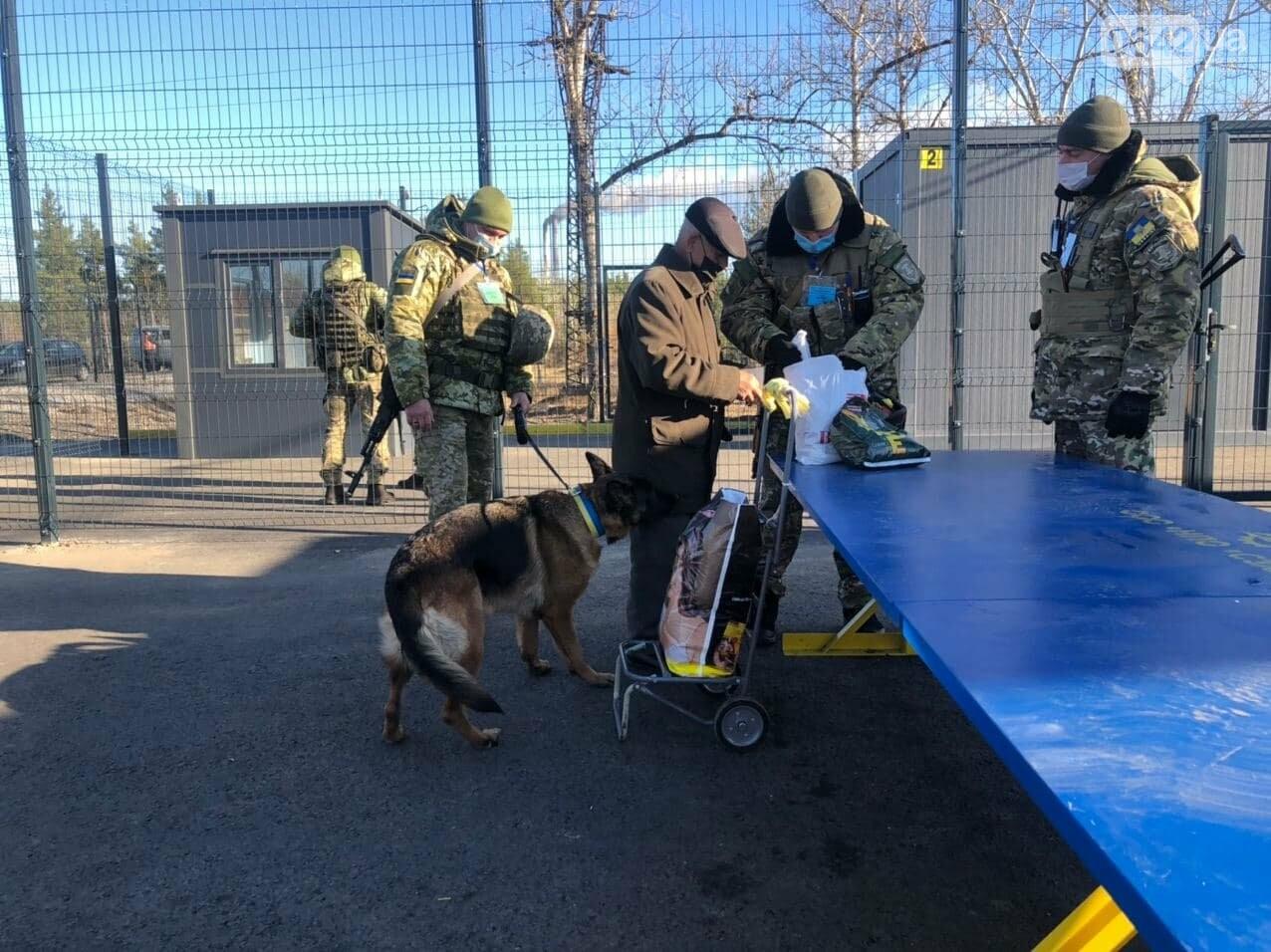 В Луганской области заработали все три украинских КПВВ, - ФОТО, фото-2