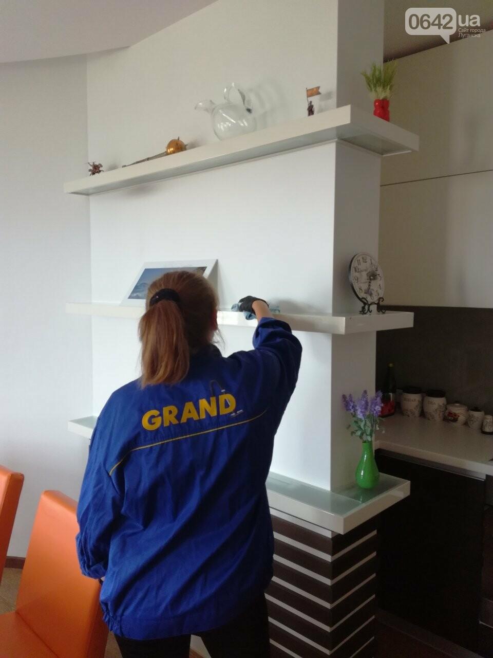 Клининговая компания Grand, Киев