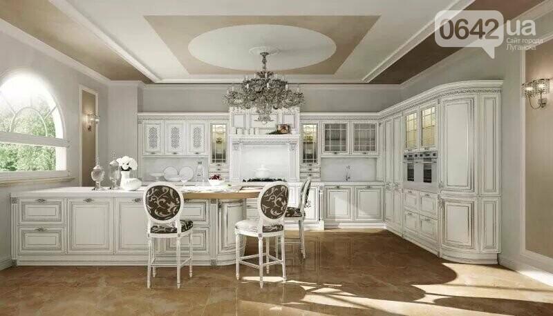 Сердце вашего дома: кухонные гарнитуры из Италии, фото-1