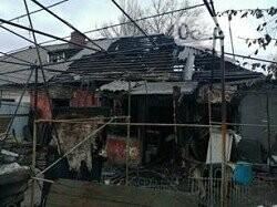 В «ЛНР» пожар унес жизни двух человек, - ФОТО, фото-1