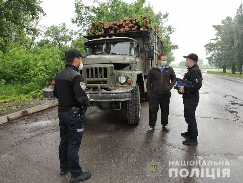 Полиция провела отработку Лисичанска - что выявили (ФОТО), фото-2