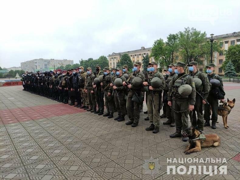 Полиция провела отработку Лисичанска - что выявили (ФОТО), фото-1