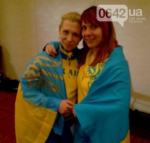 Луганские спортсменки поднялись на пьедестал почета ЧМ по пауэрлифтингу