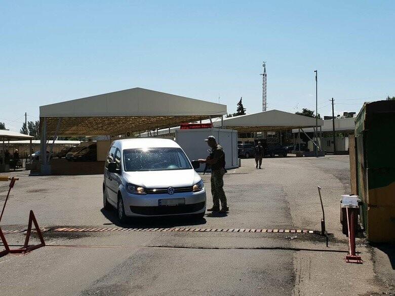 Ситуация на КПВВ Донбасса - утренний мониторинг