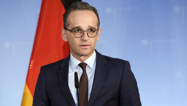 Маас не поедет на Донбасс: глава МИД Германии отменил свой визит