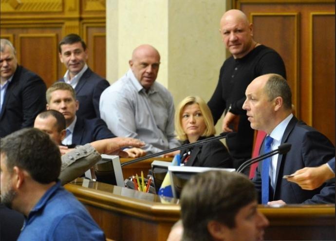 Донбасский гамбит в Раде: как вышиванки победили косоворотки, фото-1