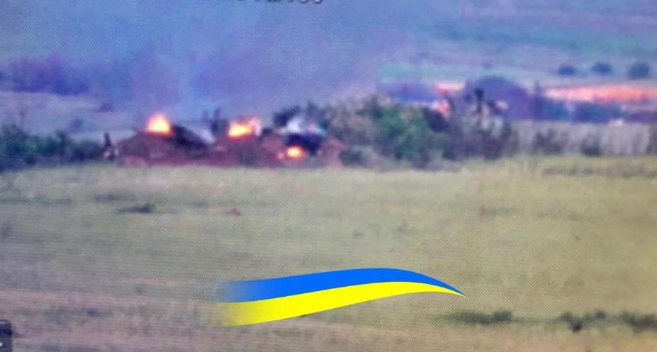 Воины ВСУ уничтожили на Светлодарской дуге опорный пункт российских оккупантов (ФОТО), фото-2