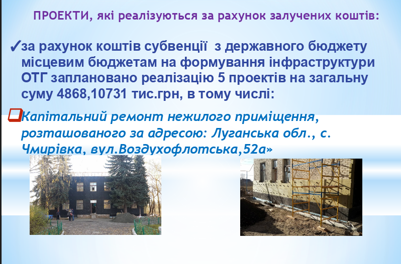 Поезжайте в Чмировку и посмотрите: ОТГ на Луганщине прирастают европейским сервисом (ФОТО), фото-9