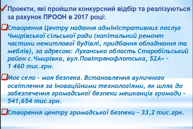 Поезжайте в Чмировку и посмотрите: ОТГ на Луганщине прирастают европейским сервисом (ФОТО), фото-5
