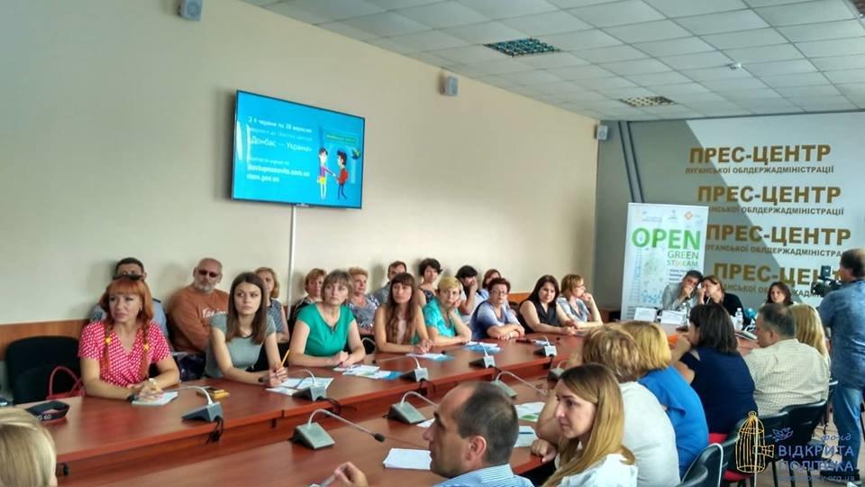 Почти три тысячи абитуриентов из неподконтрольного Донбасса стали студентами украинских вузов (ФОТО, ВИДЕО), фото-1