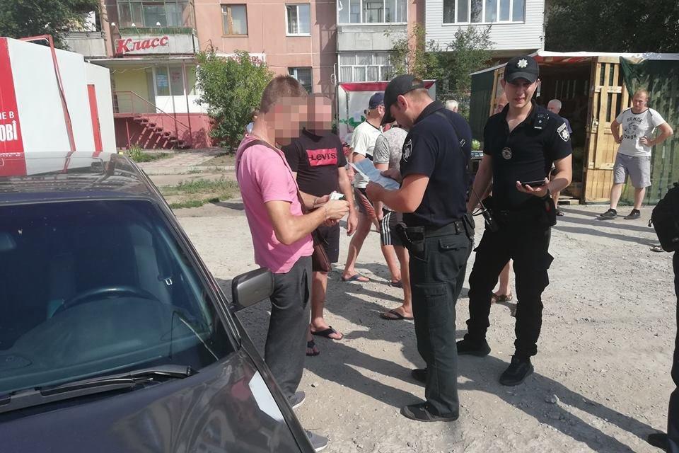 В Луганской области БМВ врезался в холодильник (ФОТО), фото-1