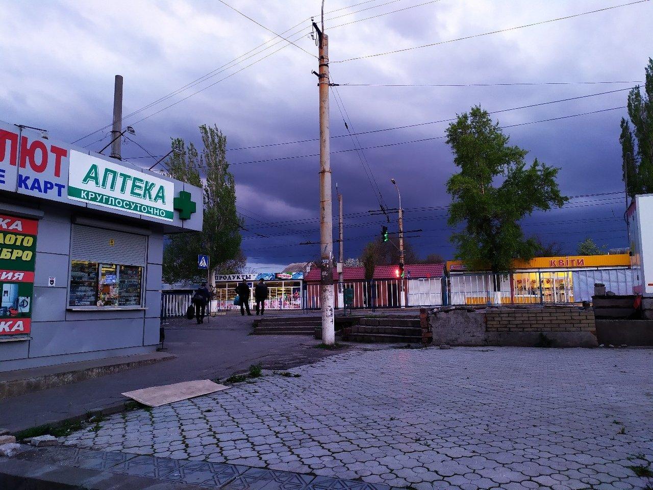 Цунами: Над Луганском нависли невообразимые тучи, - ФОТО, фото-1