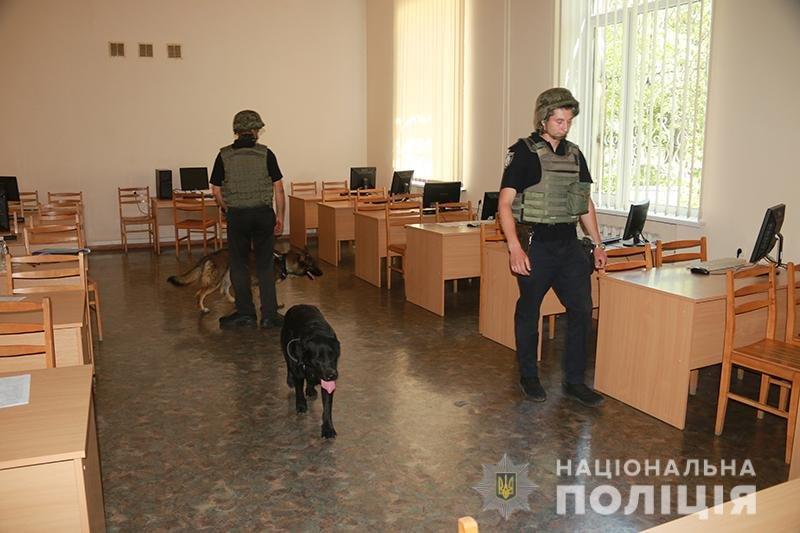 В Донецкой области два вуза проверяют на наличие взрывчатки, - ФОТО, фото-1