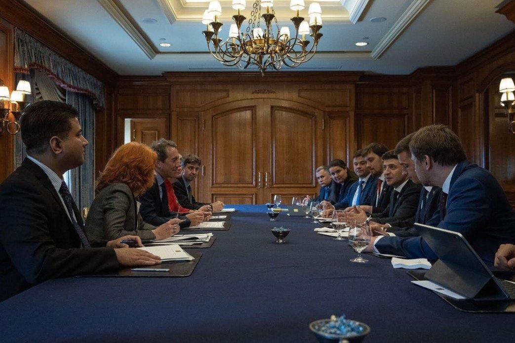 Зеленский: В сентябре в Мариуполе пройдет инвестиционный форум по восстановлению Донбасса, фото-1