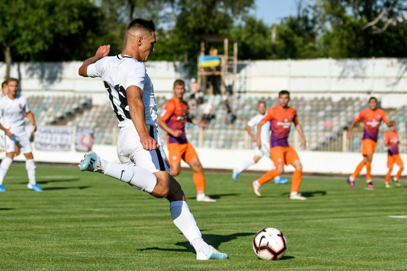 В последнем контрольном матче «Заря» победила «Мариуполь», - ФОТО, фото-4