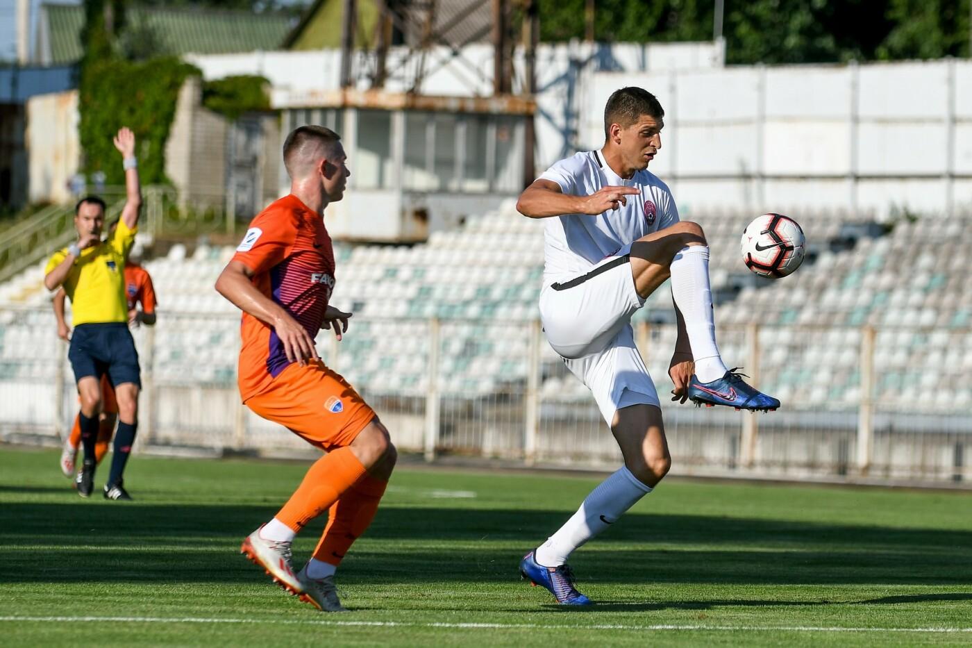 В последнем контрольном матче «Заря» победила «Мариуполь», - ФОТО, фото-2