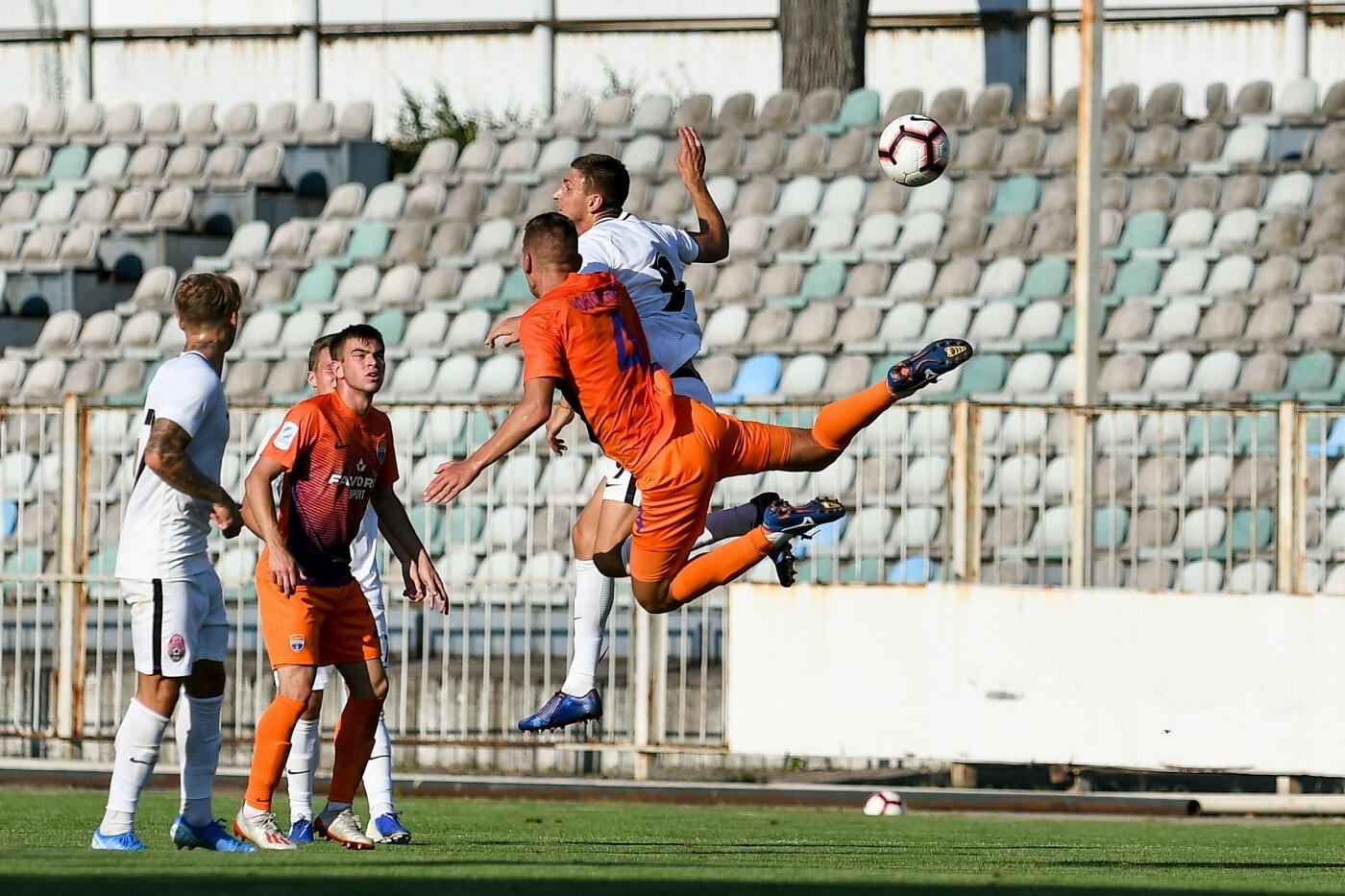 В последнем контрольном матче «Заря» победила «Мариуполь», - ФОТО, фото-7