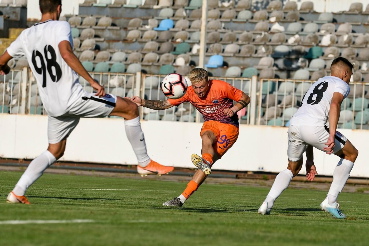 В последнем контрольном матче «Заря» победила «Мариуполь», - ФОТО, фото-5