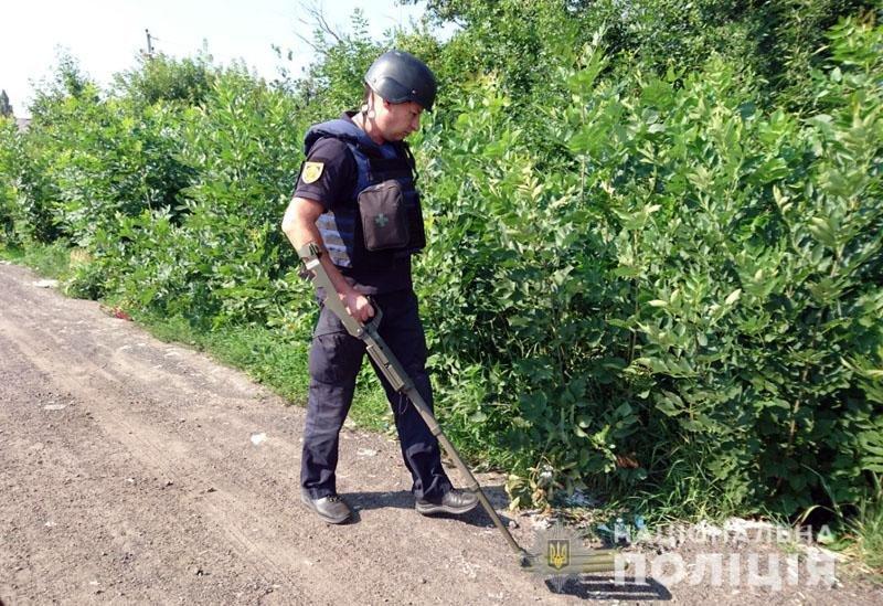 На КПВВ «Майорск» минной опасности не обнаружено - полиция, - ФОТО, фото-2