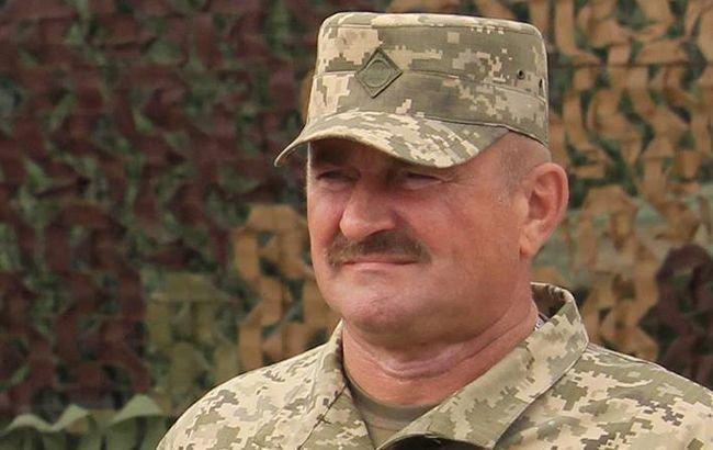 Зеленский уволил Сырского и назначил нового командующего силами ООС на Донбассе, фото-1