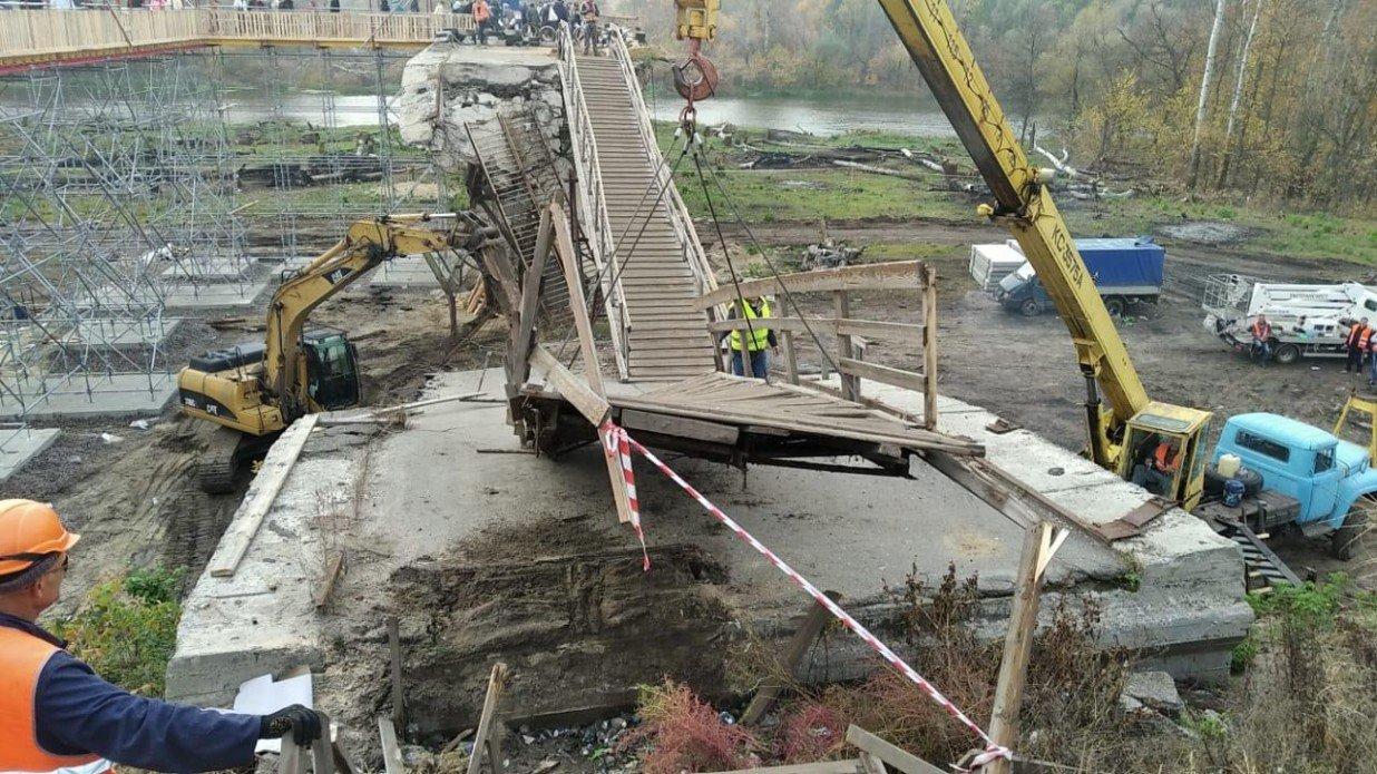 Ремонт моста в Станице Луганской будет завершен раньше срока, - ФОТО, фото-1
