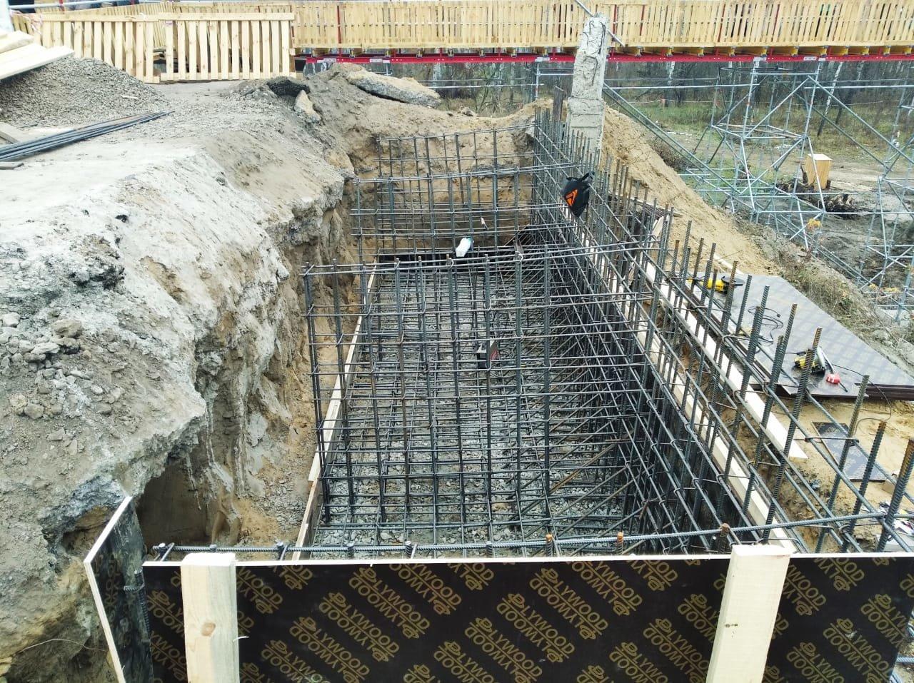 В Станице Луганской продолжаются работы по восстановлению моста, - ФОТО , фото-1