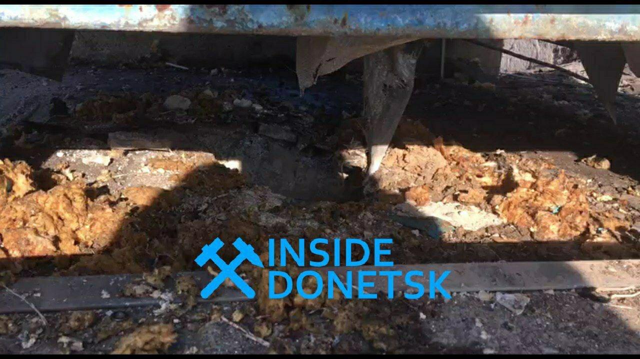 В Донецке мощный взрыв повредил станцию «Феникса», - ФОТО, ВИДЕО, фото-1