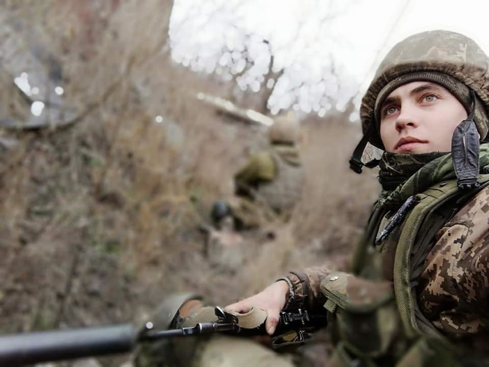 Стало известно имя погибшего на Донбассе воина ВСУ, - ФОТО, фото-1
