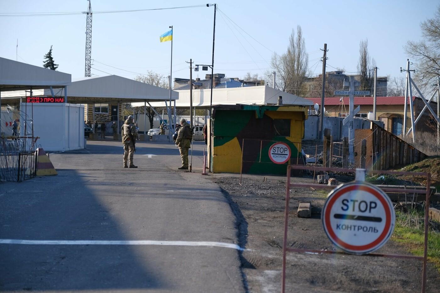 На Донбассе завершился первый этап обмен пленными: освобождены 9 украинцев, - ФОТО , фото-2