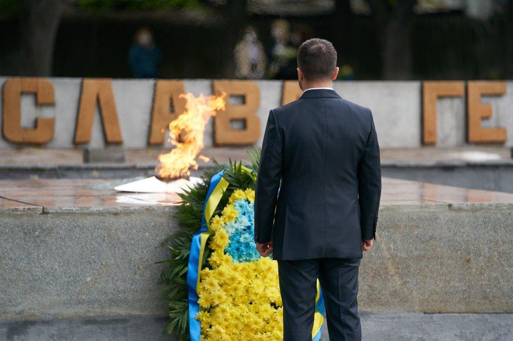 Зеленский посетил границу с Россией в Луганской области, - ФОТО, фото-3