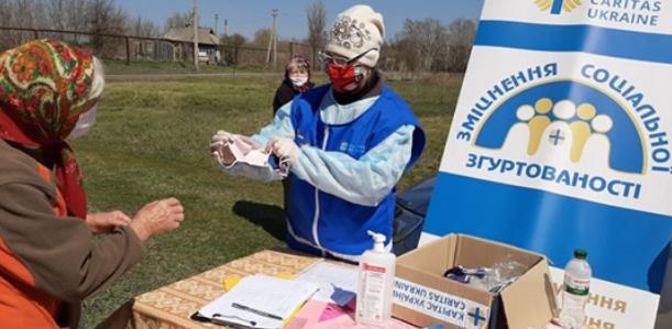 В изоляции: Как женщины Луганщины помогают громадам выжить во время карантина , фото-2