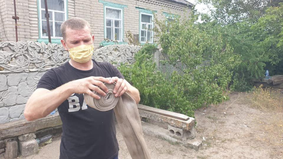 Трагедия в Смоляниново: Как выглядит одно из самых пострадавших от лесных пожаров сел на Луганщине, - ФОТО, фото-3