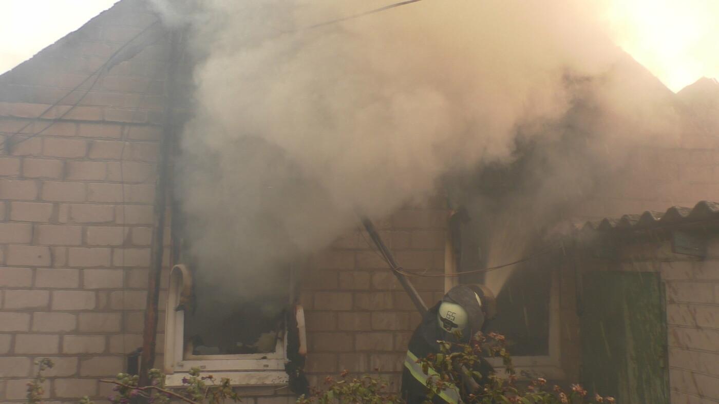 Пожары на Луганщине: Спасатели продолжают тушить очаги тления, - ФОТО, фото-1